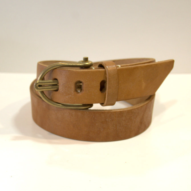 TENDER Co.(テンダー) TYPE 211 U BUCKLE BELT (3)