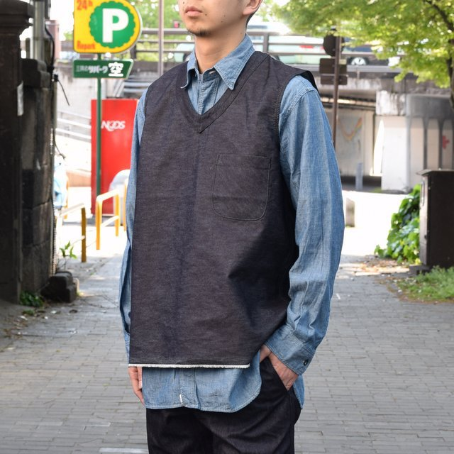 【2019 SS】BROWN by 2-tacs (ブラウンバイツータックス) ALMIGHTY -Indigo- #B21-V001(3)