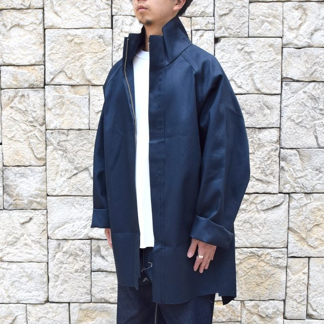 【30% off sale 】 CAMIEL FORTGENS(カミエル フォートゲンス)/FOOTBALL COAT RUB MACKINTOSH(3)