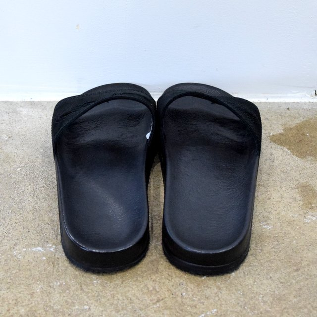 REPRODUCTION OF FOUND(リプロダクション オブ ファウンド)/ GERMAN MILITARY SANDALS -BLACK- #1738L(3)