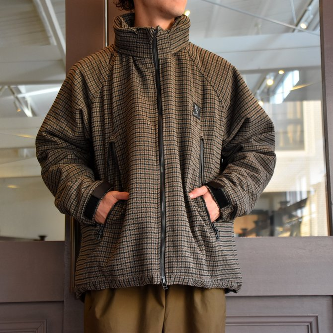 South2 West8(サウスツーウエストエイト) WEATHER EFFECT JACKET #FK822(3)