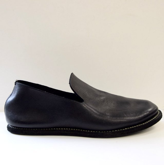 GUIDI(グイディ) SLIP-ON SHOES -BLACK- #E28M(3)