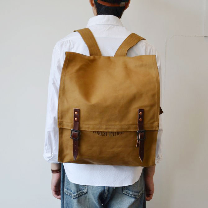 LABOR DAY(レイバー・デイ) PATROL PACK- Brown(4)