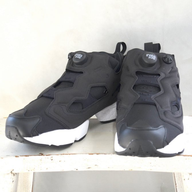 REEBOK(リーボック)/ INSTAPUMP FURY OG -BLACK/WHITE-(4)