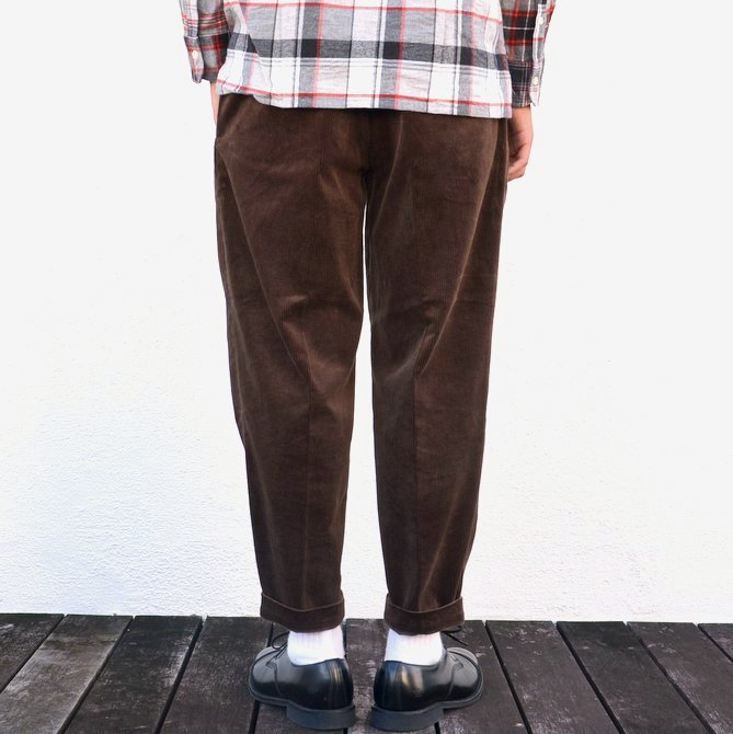 【40% off sale】 MOJITO(モヒート)/ GULF STREAM PANTS Bar.8.1 -(27)BROWN- #2063-1402(4)