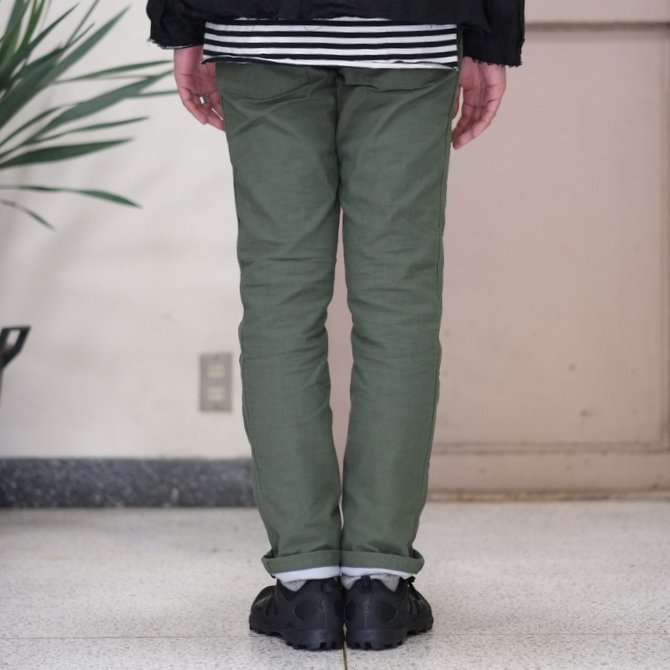 【30%OFF SALE 】MYTHINKS(マイシンクス) SURVIVAL PANT -Olive-(4)