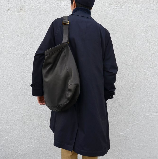 STYLE CRAFT (スタイルクラフト) SHOULDER BAG  -BLACK(DEER)- #SB-02(4)