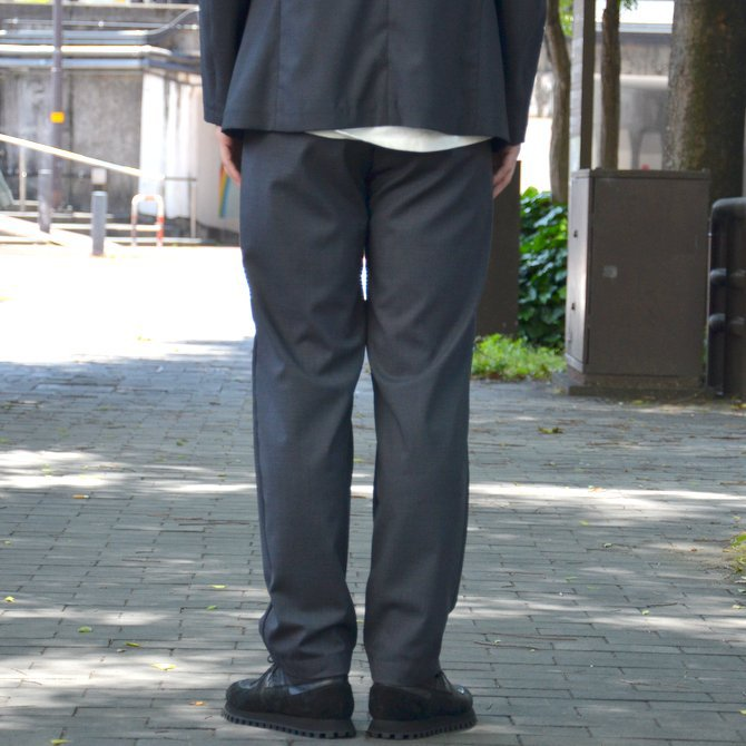 TEATORA(テアトラ)/Wallet Pants IO(ICE OFFICE)-CARBON GRAY- #TT-004-IO(4)