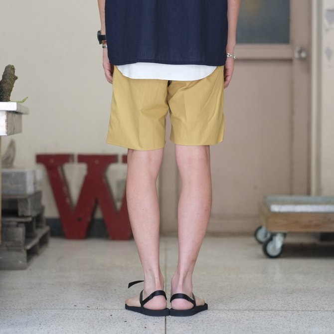 【30% off SALE】【2018 SS】 DESCENTE PAUSE(デサント ポーズ)/ MUSOU EASY SHORTS -KYLW- #DLULJG82(4)