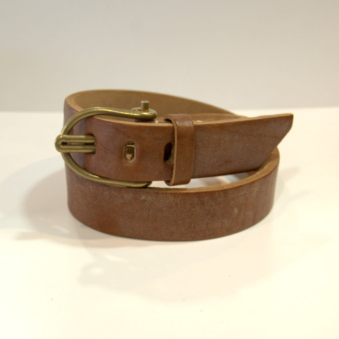 TENDER Co.(テンダー) TYPE 211 U BUCKLE BELT (4)