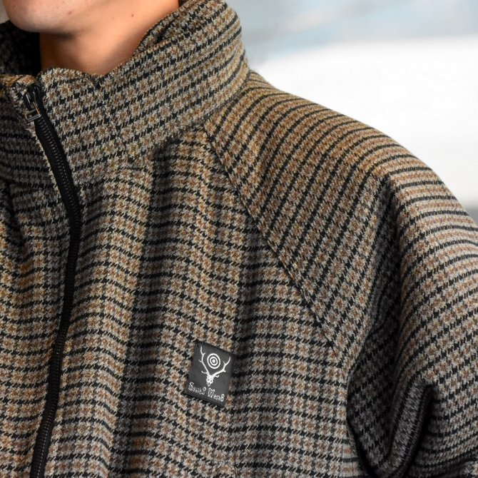 South2 West8(サウスツーウエストエイト) WEATHER EFFECT JACKET #FK822(4)