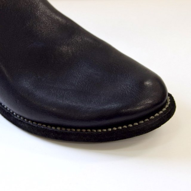 GUIDI(グイディ) SLIP-ON SHOES -BLACK- #E28M(4)