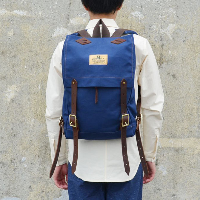 SEIL MARSCHALL(サイル マーシャル) MINI-CANOE PACK -(39CA)NAVY-(5)