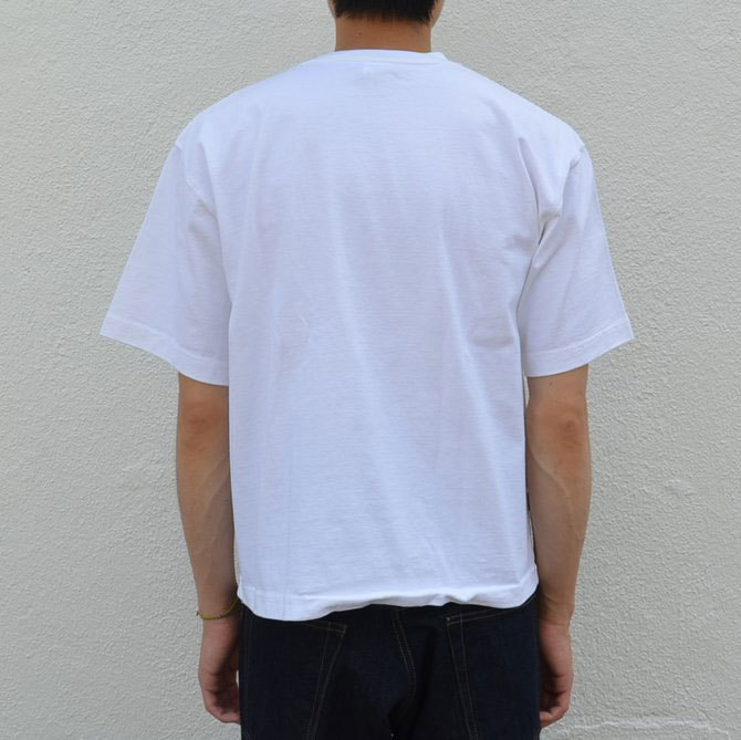 CAMBER(キャンバー) MAX WEIGHT POCKET TEE -WHITE-(5)