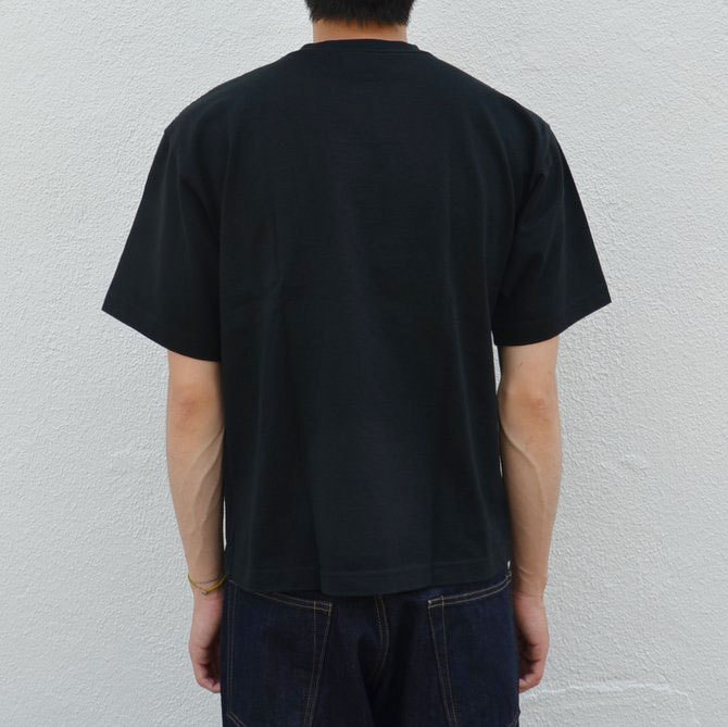 CAMBER(キャンバー) MAX WEIGHT POCKET TEE -BLACK-(5)