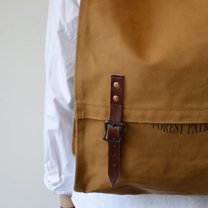 LABOR DAY(レイバー・デイ) PATROL PACK- Brown(5)