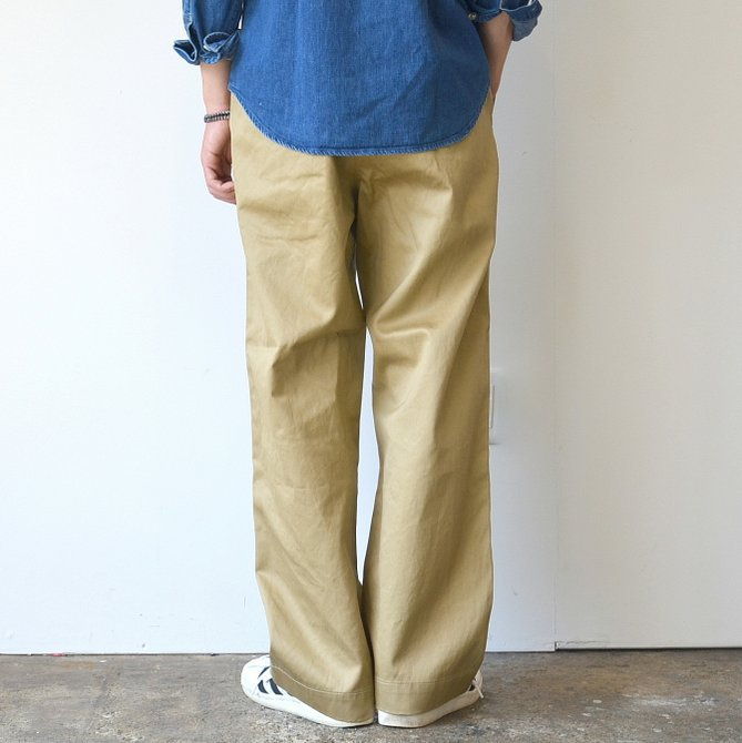 orSlow(オアスロウ)/ VINTAGE FIT ARMY TROUSE -(40)KHAKI- #03-V5361-40(5)