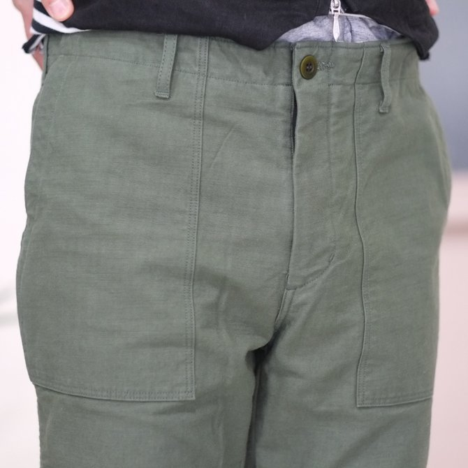 【30%OFF SALE 】MYTHINKS(マイシンクス) SURVIVAL PANT -Olive-(5)
