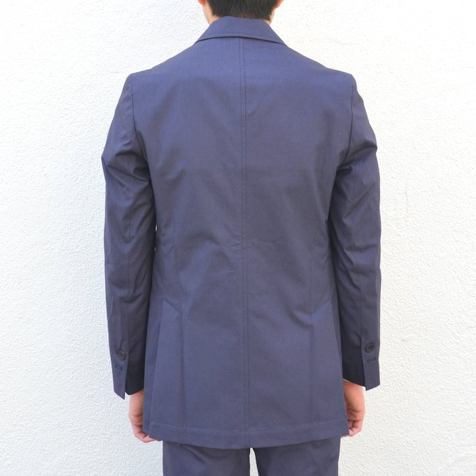 【40% off sale】S.E.H KELLY(エス・イー・エイチ・ケリー) / NORTHERN IRISH SHOWER-PROOF COTTON SB2 JACKET -(39)NAVY- #5112007(5)