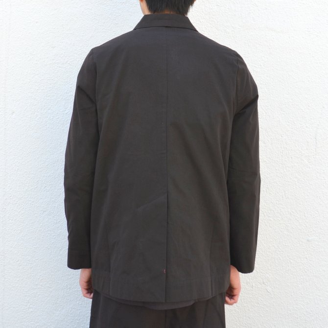too good(トゥーグッド) / THE PHOTOGRAPHER JACKET PLAIN COTTON -SOOT-(5)
