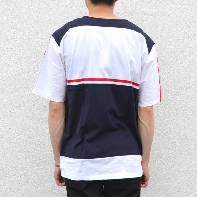 【40% off sale】semoh(セモー)/ S/S TEE -BORDER- #11-3-02(5)
