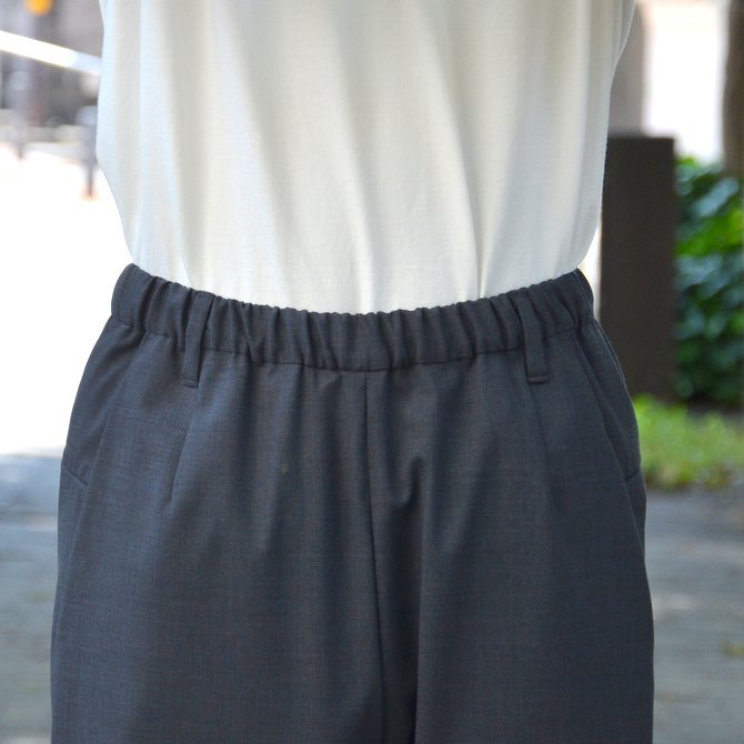 TEATORA(テアトラ)/Wallet Pants IO(ICE OFFICE)-CARBON GRAY- #TT-004-IO(5)