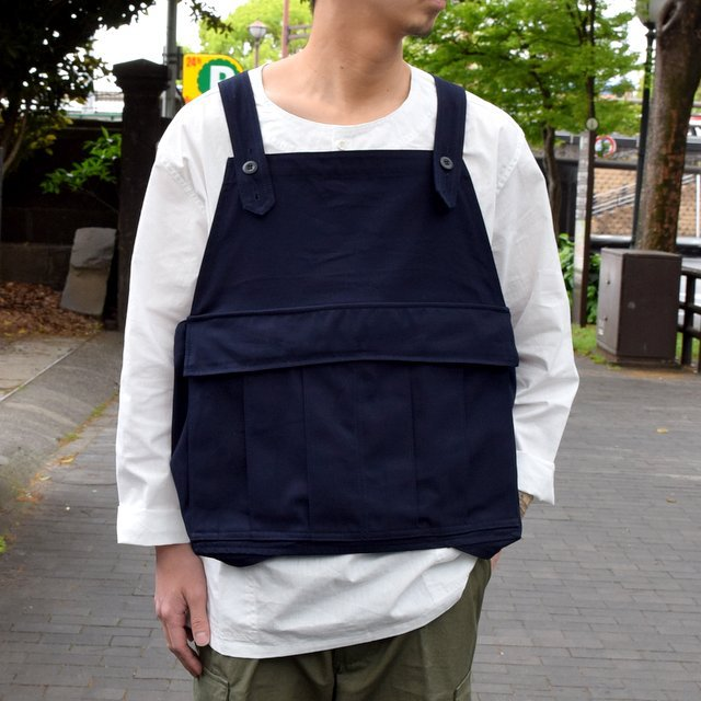 【2019 SS】BROWN by 2-tacs SEED IT -NAVY- #B21-V002(5)