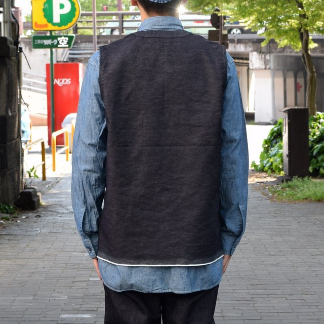 【2019 SS】BROWN by 2-tacs (ブラウンバイツータックス) ALMIGHTY -Indigo- #B21-V001(5)