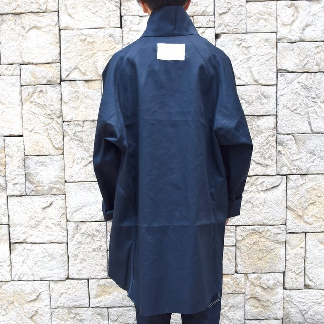 【30% off sale 】 CAMIEL FORTGENS(カミエル フォートゲンス)/FOOTBALL COAT RUB MACKINTOSH(5)