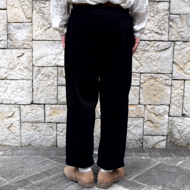 【2019 AW】 too good(トゥーグッド) / THE BRICKLAYER TROUSER JUMBO CORD -FLINT- #62034235(5)