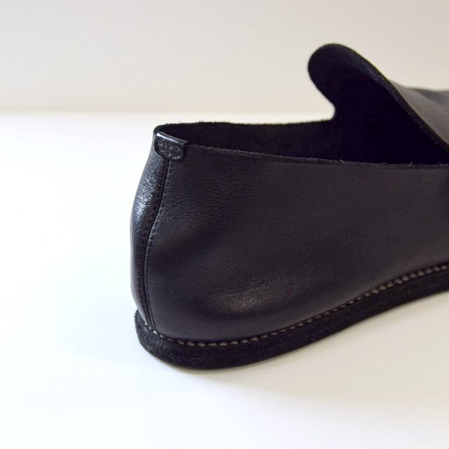 GUIDI(グイディ) SLIP-ON SHOES -BLACK- #E28M(5)