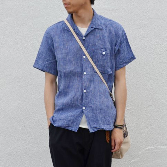 HENRY BEGUELIN(エンリーベグリン) New Sacca Shopping tessutoe etn -Acacia-(6)