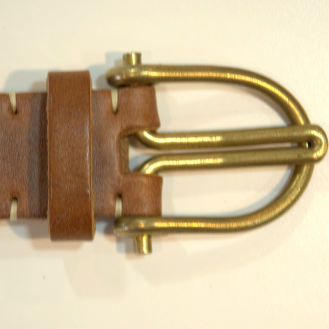 TENDER Co.(テンダー) TYPE 211 U BUCKLE BELT (6)