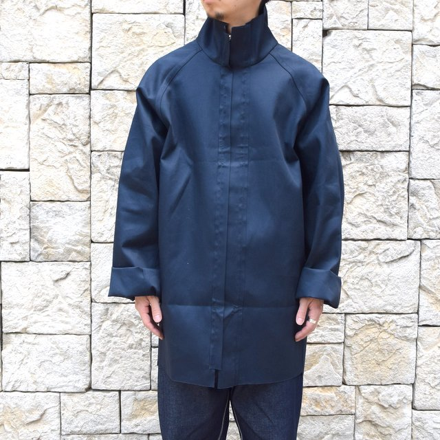 【30% off sale 】 CAMIEL FORTGENS(カミエル フォートゲンス)/FOOTBALL COAT RUB MACKINTOSH(6)
