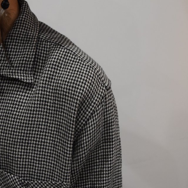 【2019 AW】 MOJITO(モヒート)/ ABSHINTH SHIRT Bar.2.0 -HOUNDS TOOTH (09)- #2094-1101(6)