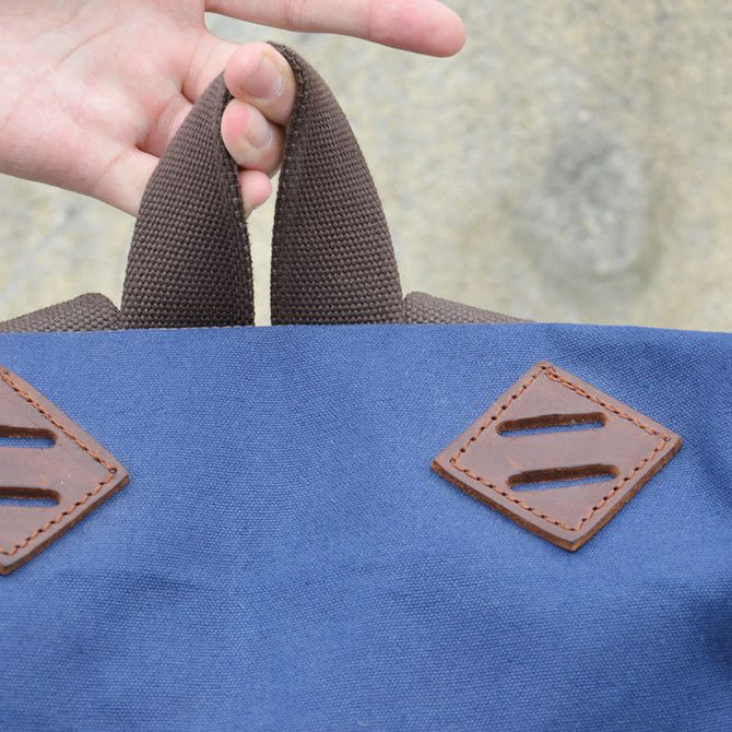 SEIL MARSCHALL(サイル マーシャル) MINI-CANOE PACK -(39CA)NAVY-(7)