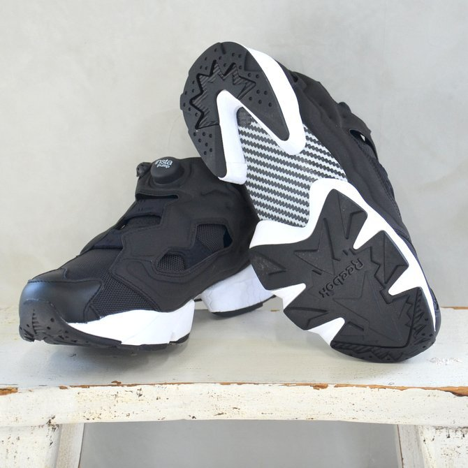 REEBOK(リーボック)/ INSTAPUMP FURY OG -BLACK/WHITE-(7)