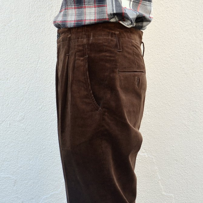 【40% off sale】 MOJITO(モヒート)/ GULF STREAM PANTS Bar.8.1 -(27)BROWN- #2063-1402(7)