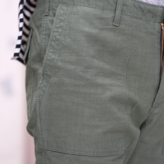 【30%OFF SALE 】MYTHINKS(マイシンクス) SURVIVAL PANT -Olive-(7)
