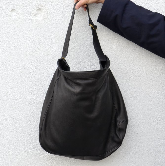 STYLE CRAFT (スタイルクラフト) SHOULDER BAG  -BLACK(DEER)- #SB-02(7)