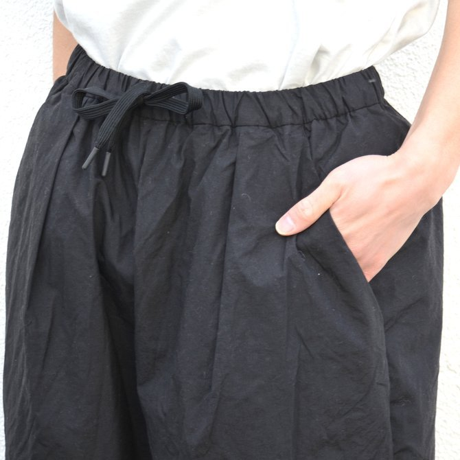 TEATORA(テアトラ) Wallet Pants CARGO Packable -BLACK- #tt-004c-p(7)