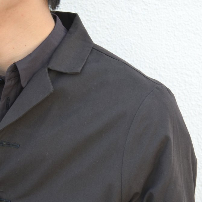 too good(トゥーグッド) / THE PHOTOGRAPHER JACKET PLAIN COTTON -SOOT-(7)