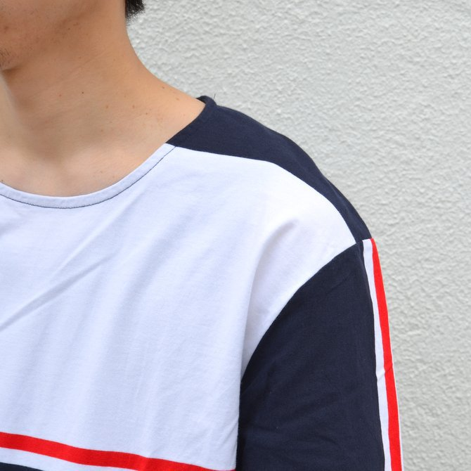 【40% off sale】semoh(セモー)/ S/S TEE -BORDER- #11-3-02(7)