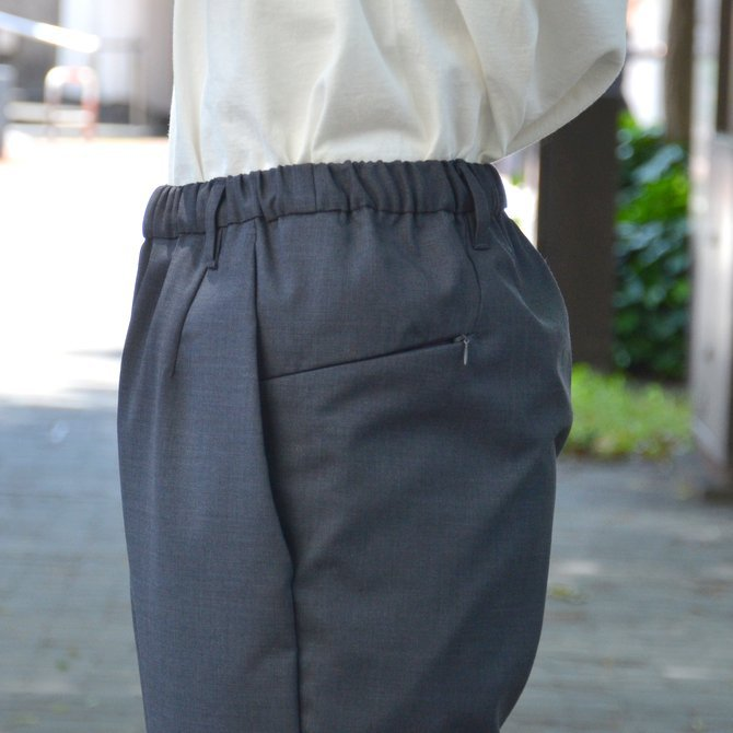 TEATORA(テアトラ)/Wallet Pants IO(ICE OFFICE)-CARBON GRAY- #TT-004-IO(7)
