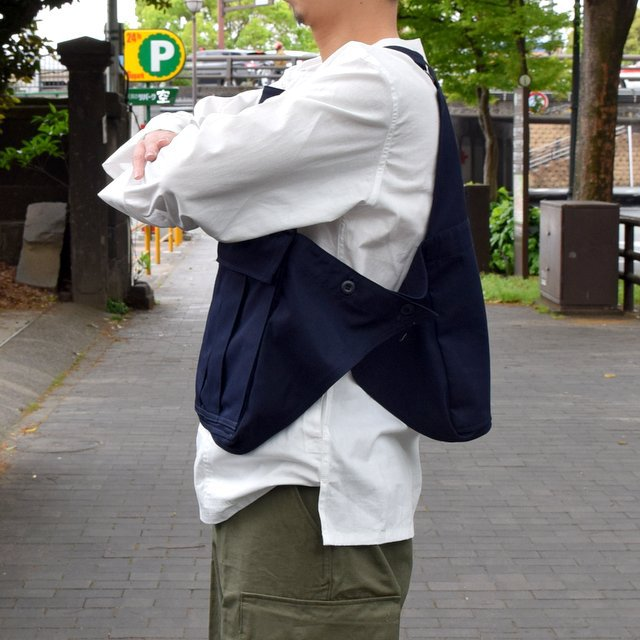 【2019 SS】BROWN by 2-tacs SEED IT -NAVY- #B21-V002(7)