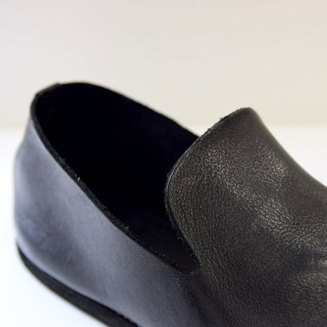 GUIDI(グイディ) SLIP-ON SHOES -BLACK- #E28M(7)