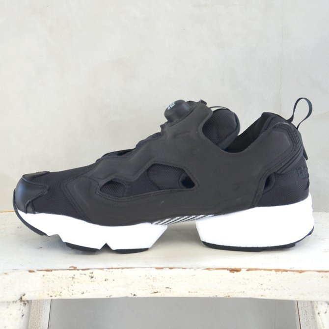REEBOK(リーボック)/ INSTAPUMP FURY OG -BLACK/WHITE-(8)