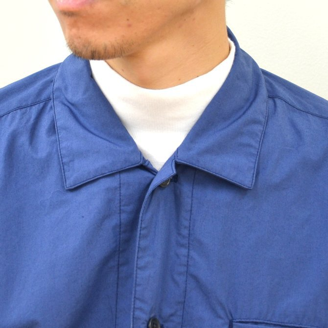 【40% off sale】WISLOM(ウィズロム)/ EWAN(FEUILLE) -SMOKED BLUE- #16-10202M(8)