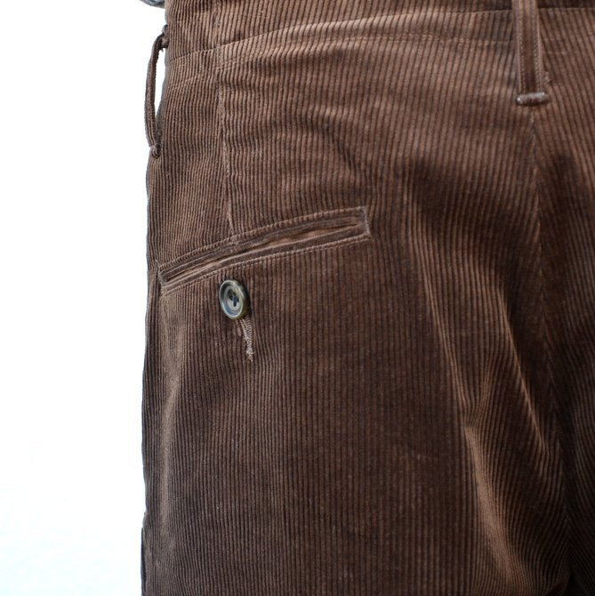 【40% off sale】 MOJITO(モヒート)/ GULF STREAM PANTS Bar.8.1 -(27)BROWN- #2063-1402(8)
