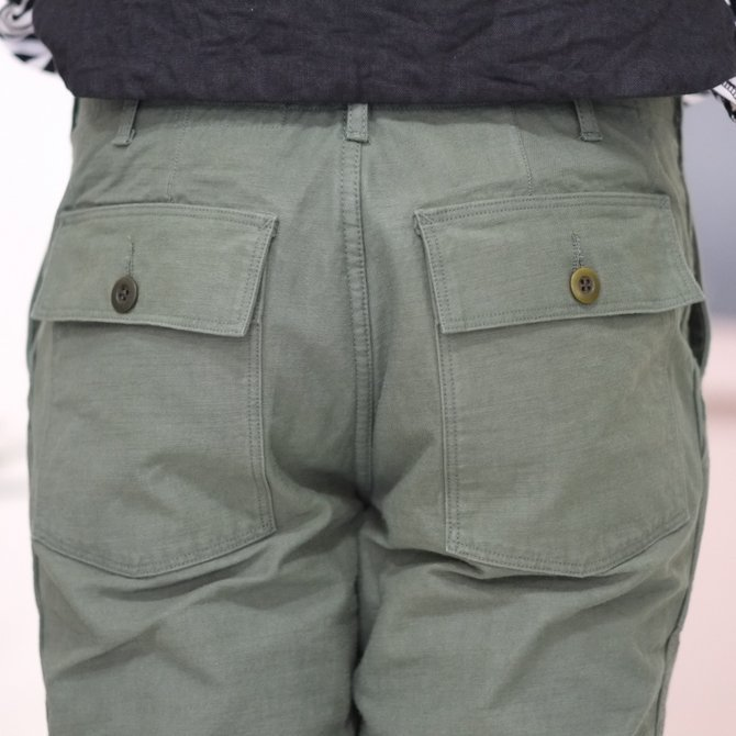 【30%OFF SALE 】MYTHINKS(マイシンクス) SURVIVAL PANT -Olive-(8)